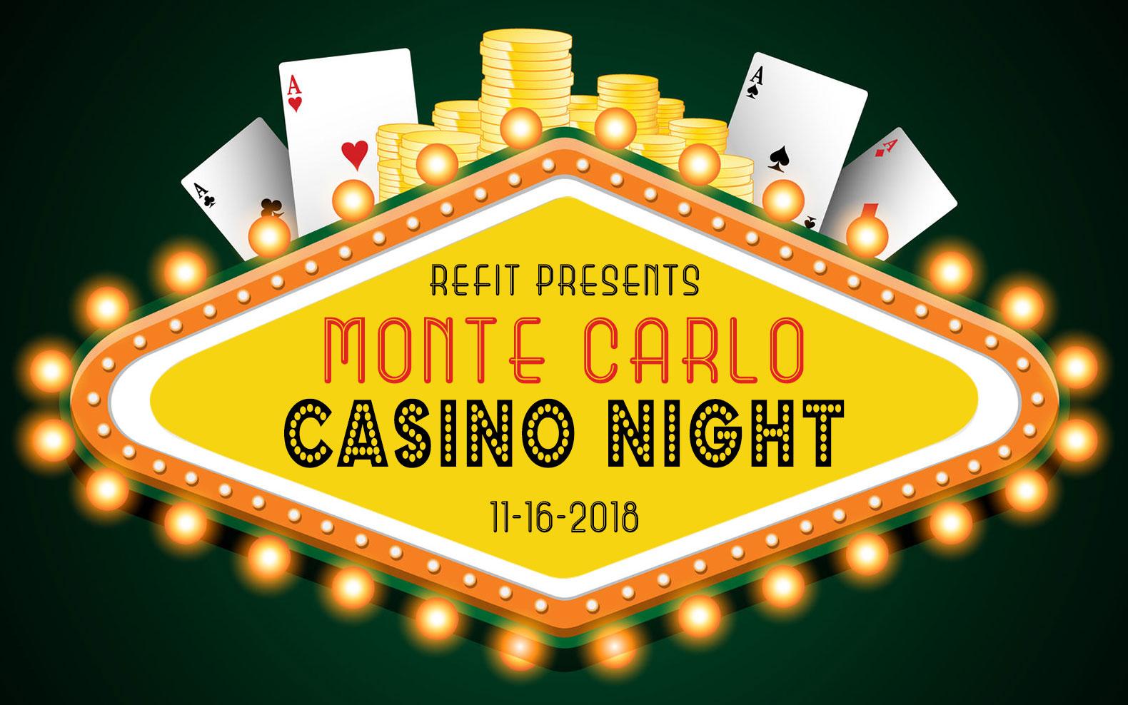 Monte Carlo Night   ReFIT Portland   Home Modifications Nonprofit